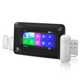 DIGOO DG-HAMA All Touch Screen 3G Version Smart Home Security Alarm System Kits Support APP Control Amazon Alexa