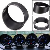 Universele Car Black Gauge Visor Cap past op voor 52MM / 2 inch oliemeters
