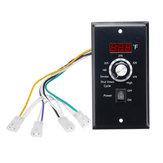 Termostato digitale per termostato digitale da 120 V Scheda controller Termostato digitale per Z GRILL