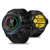 [Videoopkald] Zeblaze THOR 5 Dual Chipset Global Bands 800w Front-facing Camera 2G + 16G Support WIFI GPS 1,39 tommer AMOLED skærm 4G LTE Watch Phone