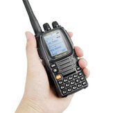 Wouxun KG-UV9D Plus Dual Band Transmission Cross Band Repeater Air Band Walkie Talkie Two-way Radio