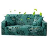 Capa elástica de sofá de 1/2/3/4 lugares para cadeira de impressão universal Protetor de assento elástico sofá Caso Decoração de móveis para escritório