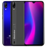 Blackview A60 Global Version Schermo Waterdrop da 6,1 pollici 19: 9 4080 mAh Android 8.1 1GB RAM 16GB ROM MT6580A Quad Core 3G Smartphone