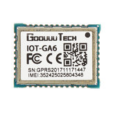 Goouuu-GA6-B Module GPRS GSM SMS Voice Development Board Wireless Data Transmission A6