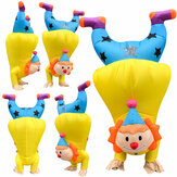 Inflatable Toy Inflatable Costume Inverted Clown Halloween Creative Activities Performance Fun Party Costume