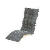 Tapete de cadeira de balanço longo dobrável jardim espesso móveis confortáveis, sofá, almofada reclinável, almofada, assento, suprimentos domésticos