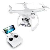 Upair 2 Ultrasonic 5.8G 1 KM FPV 3D + 4 K + 16MP Câmera Com 3 Eixos Cardan GPS Quadricóptero RC Drone RTF