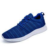 Atmungsaktives Mesh Lightweight Soft Running Training Sneakers