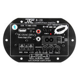 12V 220V Bluetooth eindversterker High Power Subwoofer Autoversterker Board