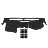 Para 12-18 Isuzu D-MAX DMAX Traço Mat Dashmat Pad Dashboard Cover Sun Mat Pad