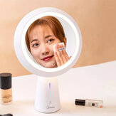 HD Makeup Mirror Makeup Mirror Round Desktop Makeup Mirror Table Lamp Mirror 90 ° Flip From Xiaomi Youpin