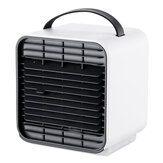 IPRee® Portable Mini Air Cooler Fan Air Conditioniner USB LED Desktop Wind Cooling Fan Anion Purifier Humidifier