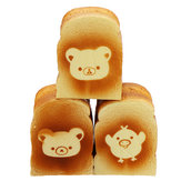 Pane Squishy Giant Bear 13cm profumato Soft giocattoli regalo collezione con l'imballaggio