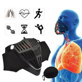 Running Fitness Mask For Workout Training Oxygen High Altitude 6 Levels Air Flow
