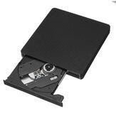USB 3.0 Type-C Harici Optik Sürücü DVD-RW Oynatıcı CD DVD Yazıcı Yazıcısı PC Laptop OS Windows 7/8/10 için Yeniden Yazıcı Veri Aktarımı