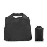 Large Shopping Bag Green Bag Nylon Folding Tote Bag Thickening Portable