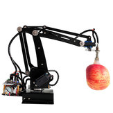 DIY 4DOF Pump RC Robot Arm Educational Kit With Metal Digital Servo For