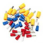 10 / 25Pcs 22-10AMG flache Klinge Crimp-Anschluss isolierte elektrische Steckverbinder 3 Farben