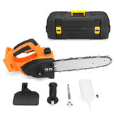 2200W 10 Inch Electric Cordless Chainsaw Chain Saw Multi-function For 18/21V Makita Battery