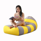 Bean Bag Cover Large Lounger Seat Couch Sofa Indoor Lazy Lounger