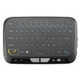 H18 Inalámbrico 2.4GHz Touchpad Mini Teclado de Ratón de Aire para TV Box MINI PC