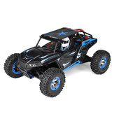 WLtoys 12428-B 1/12 2.4G 4WD RC Car Electric 50KM/h High Speed Off-Road Truck Toys