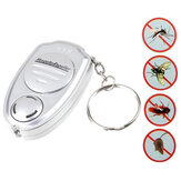 Loskii NB-UE008 Ultrasonik Elektronik Pest Repeller Anti Nyamuk Keychain Hama Kontrol