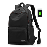 Mazzy Star MS_8018 15.6 Inch Laptop Backpack USB Charging Anti-thief Laptop Bag Mens Shoulder Bag Business Casual Travel Backpack