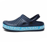 Men's Non-slip Waterproof Outdoor Soft-sole Beach Sandals and Slippers