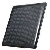 4V 0.36W 90MA 63x63x3.0MM Monocrystalline Epoxy Solar Panel