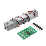 5pcs HX711 24bit AD Module + 1kg Aluminum Alloy Scale Weighing Sensor Load Cell Kit Geekcreit for Arduino - products that work with official Arduino boards