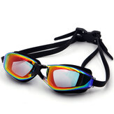 HD Anti-fog Swimming Goggles PC Anti-UV Eyewear Glasses