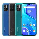 UMIDIGI A7S Global Bands 4150mAh Android 10 Go 6,53 tommer HD + 3 kortspor 13MP AI Quad-kamera 2 GB 32GB MT6737 4G Smartphone