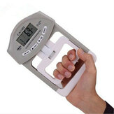 198lb/90kg Electronic Hand Grip Strength Dynamometer Meter Measuring Abdominal Muscle Trainer