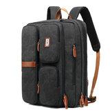 Мужчины Деловые поездки Рюкзак 15.6 дюймовый ноутбук Сумка Плечо Сумка Портативный Багаж Сумка Рюкзак