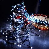 KCASA SSL-13 LED 7M 50LED Painel solar Cadeia de luz Jardim de férias Decoração de casamento de Natal