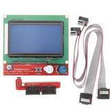Intelligent Digital LCD 12864 Display 3D Printer Controller For RAMPS 1.4 Reprap
