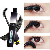 4D Rotating Head Mascara Black Curling Eyelashes Cosmetic