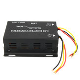 Car Electric Convertor Truck 15A DC 24V To 12V 180W Power Inverter Transformer