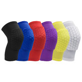 Mens Womens Outdoor Sport Protective Knee Pads Anti-slip