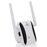 Wireless WiFi Repeater WPS AP 2.4GHz WiFi Extender 300Mbps Expand WiFi Signal US UK EU Plug