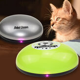 2 in 1 Smart Funny Cat Sweeper Robot Cleaner Machine Edge Auto Suction Home