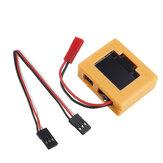 Alta Precisão PPM / SBUS / PWM Detector de Sinal Analisador de Reconhecimento Automático Bateria Visor de Tensão Para Transmissor Receptor Controlador de Voo