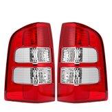 Car Rear Tail Light Assembly Brake Lamp with Bulbs for Ford Ranger Thunder Pickup Truck 2006-2011