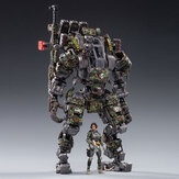 JOYTOY Action Figure Multi-joint Rotatable Steel Bone H07 Firepower Mecha Figure New Toy for Collectible Toys
