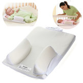 Baby Sleep Positioner Polštář Anti Roll Sleeping Mat Bezpečné Back Back Back Support