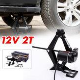 Equipamento de montagem em veículo Root Jack elétrico 12V Jack de engrossamento de pneu elétrico ferramenta
