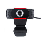 X21 1080P HD Webcam CMOS USB2.0 Web Camera Built-in Microphone Camera for Desktop Computer Notebook PC