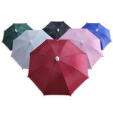 Business Long Umbrella Unique Cover Design impermeabile antivento all'aperto Rain Gear