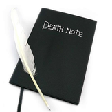 Death Note book Lovely Fashion Anime Theme Death Note Cosplay Notebook Escuela Gran Diario de escritura